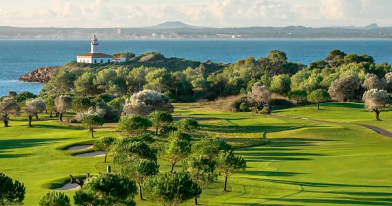 Carrossa golf course sea view Mallorca