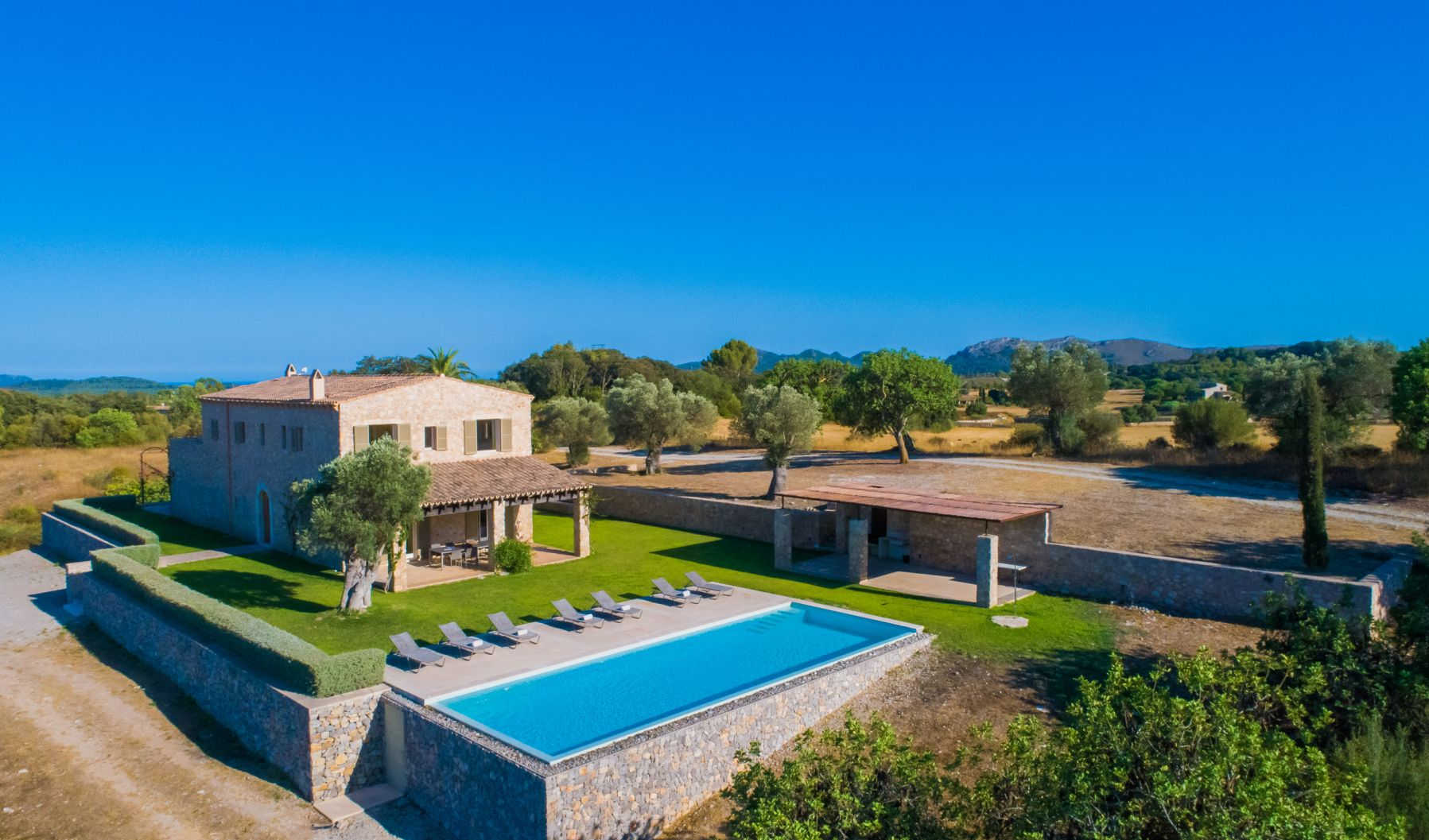 Luxury Villa For Sale Artà Mallorca