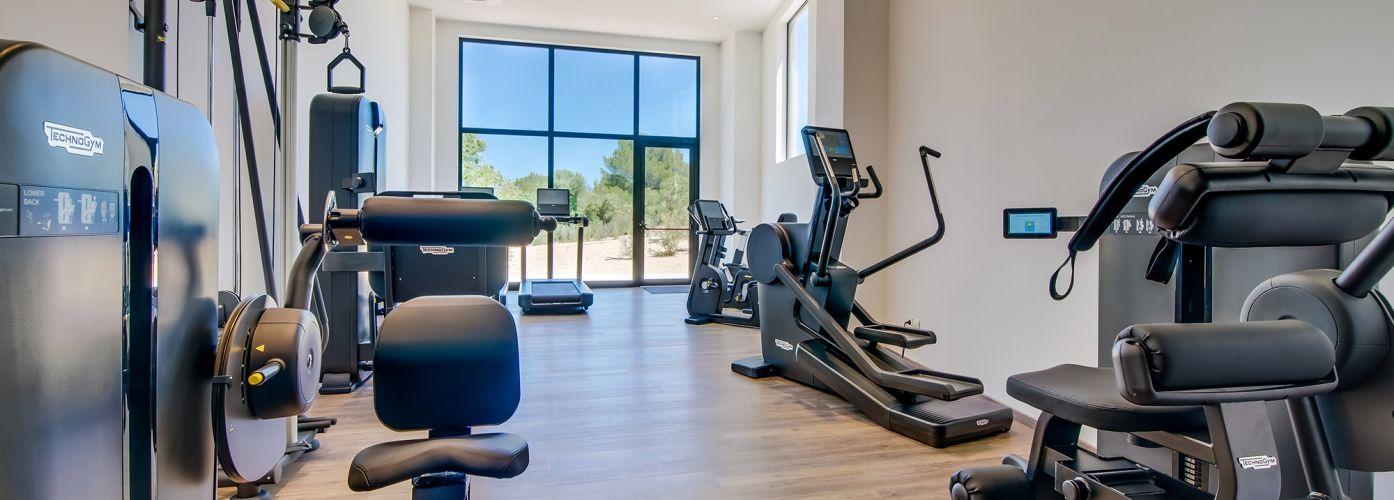 Fitness Im Carrossa Resort 5 Sterne Hotel Mallorca