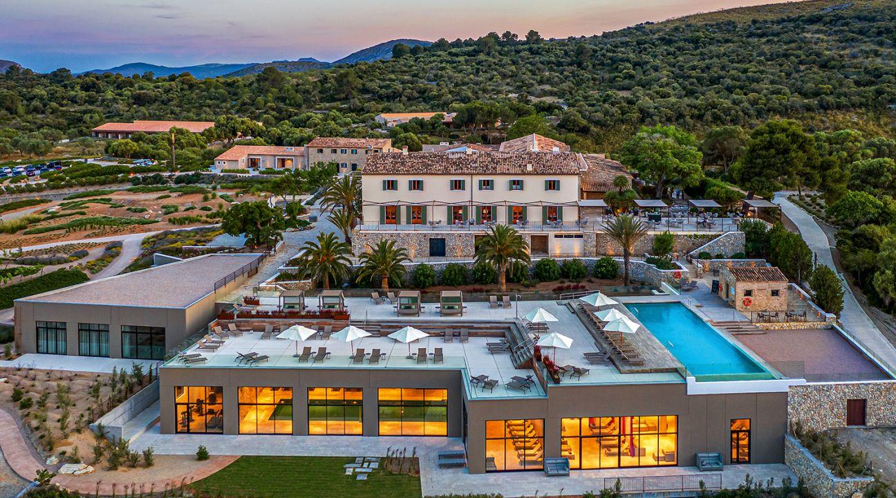 5 Star Hotel Mallorca Carrossa Hotel Spa Villas