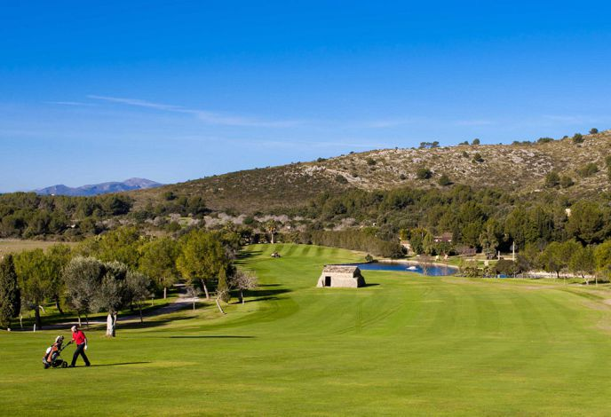 Campo de golf Canyamel Golf Mallorca