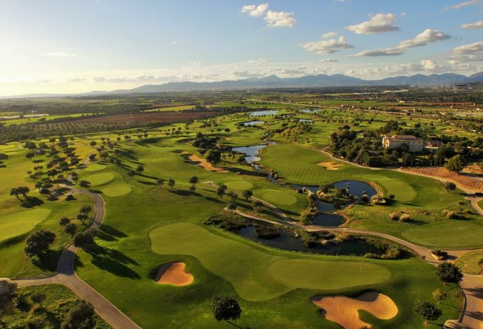 Golf course Son Gual Mallorca